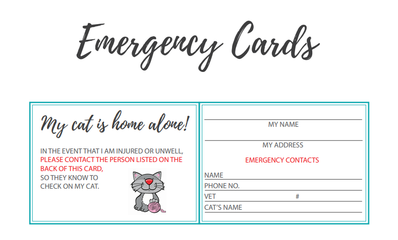 photograph relating to My Dog is Home Alone Card Printable referred to as Absolutely free Obtain] \
